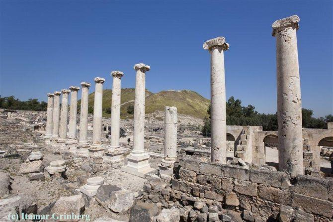 Sites We Visit - Beit She'an - beit shean 01-