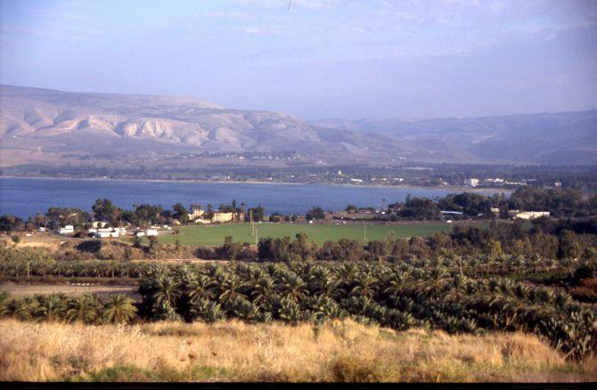 Sites We Visit - Golan Heights - sea of galilee-