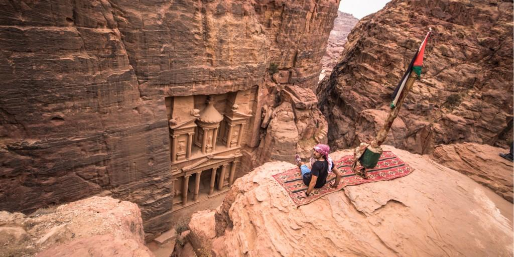 Free day in Eilat or *Day tour to Petra (with additional charge)